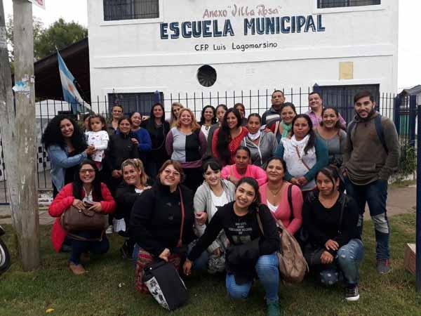 Escuelas Municipales: nuevo curso de Asistente de Salud | Pilar Hoy